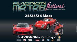 16e Avignon Motor Festival @ Avignon ParcExpo | Avignon | Provence-Alpes-Côte d'Azur | France