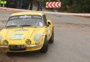 Didier Malga s'impose au volant d'un coupé CG de 1973