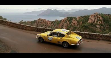 Le CG 1300 au Tour de Corse 10.000 virages
