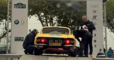 Victoire de la CG de MALGA-BONNEL au Rallye des 10000 virages en Corse !
