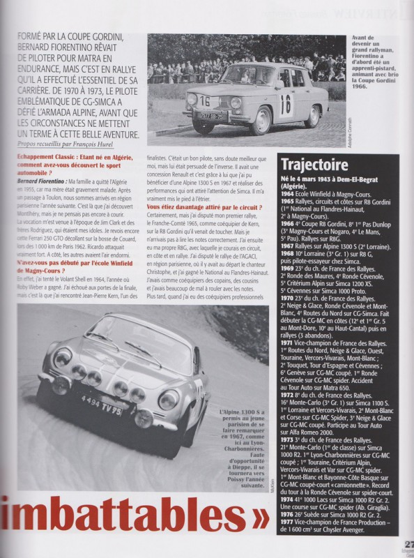Echappement Classic n°63 - Page 27