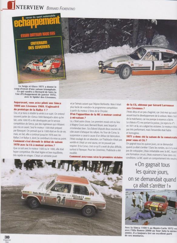 Echappement Classic n°63 - Page 30