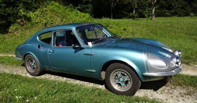 Simca CG Coupé B 1200S 1971 à vendre