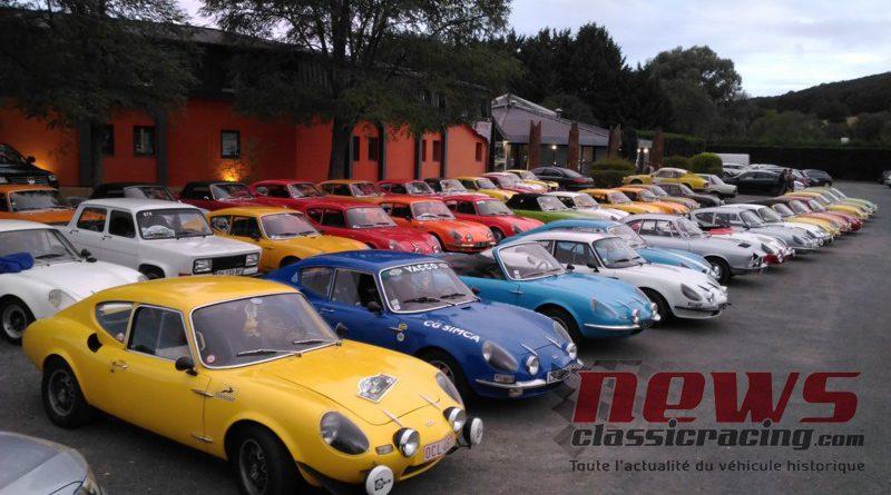 Rallye du Cinquantenaire de la marque CG : record battu !