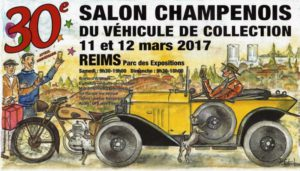 30e Salon Champenois du Véhicule de Collection @ Reims | Champagne-Ardenne | France