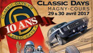 Classic Days 2017 - les 10 ans @ Circuit de Nevers Magny-Cours | Nogaro | Midi-Pyrénées | France