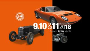 Salon Epoqu'Auto 2018 @ Eurexpo Lyon | Lyon | Rhone-Alpes | France