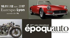 Salon Epoqu'Auto 2017 @ Eurexpo Lyon | Lyon | Rhone-Alpes | France