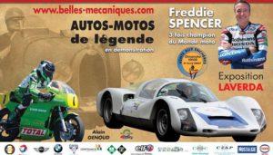 7ème Vichy Classic Autos/Motos @ Aéroport de Vichy-Charmeil