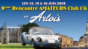 9ème Rencontre en Artois @ Najeti Hôtel Château