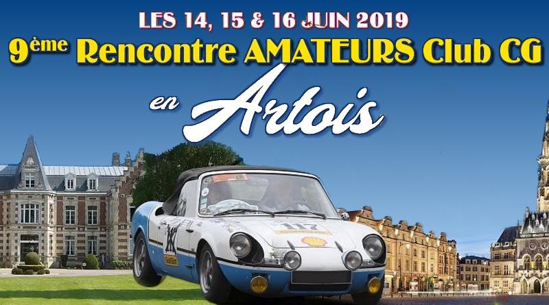 9ème Rencontre en Artois