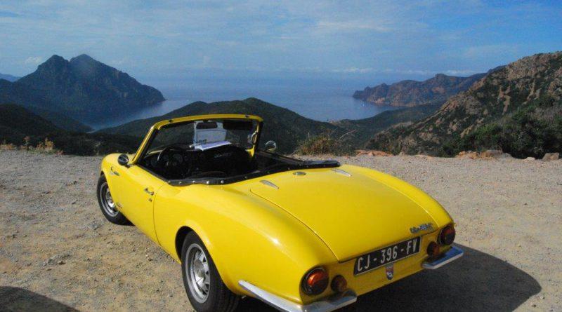 3ème Rallye d'Automne en Haute-Corse du 14 au 23 Septembre 2018