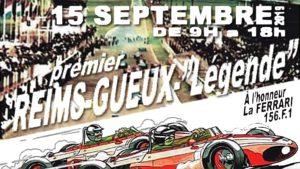 Premier Reims-Gueux « Légende » @ Circuit de Reims-Gueux