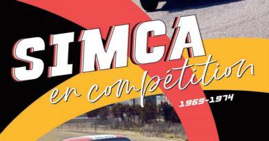 Librairie : SIMCA en compétition