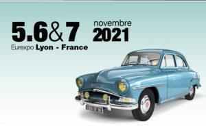 Salon Epoqu'Auto 2021 @ Eurexpo Lyon